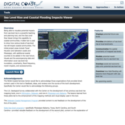 Texas Coastal Mapping Atlas